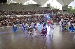 Alegría, música y danza se vivió en la15ª edición de la Guelaguetza Infantil 2017