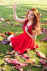 Lili1034 (Mike (JPG直出~ 這就是我的忍道XD)) Tags: lili 台灣大學 d300 model beauty 外拍 portrait 2014