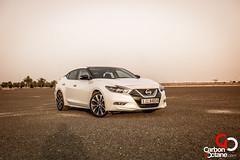 2017_Nissan_Maxima_Review_Dubai_Carbonoctane_4 (CarbonOctane) Tags: 2017 nissan maxima mid size sedan fwd review carbonoctane dubai uae 17maximacarbonoctane v6 naturally aspirated cvt