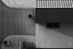 bngishakEOS 60D1005871 (bngishak (Off / Busy)) Tags: bngishak canoneos60d efs1855mmf3556is shadow lights stripe textures sibu monochrome pattern shapes lines