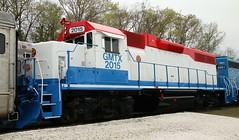 GMTX 2015 GP38-2 (kitmasterbloke) Tags: tuckahoe nj usa jersey railroad tourist iutdoor transport diesel locomotive train