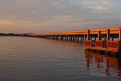 Ochlockonee Bay (North Florida Girl) Tags: panaceafl panaceaflorida floridagulfcoast gulfofmexico ochlockoneebay sunset