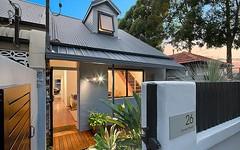 26 Davies Street, Leichhardt NSW