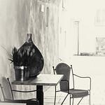 Patio furnished