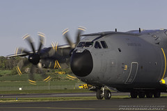 F-RBAF Airbus A400M French Air Force Prestwick 050517 (PrestwickAviationPhotography) Tags: a400 aircraft avgeek aviation av8 airbus airforce prestwick pik prestwickaviationphotography photography planespotting prestwickaviationphtography