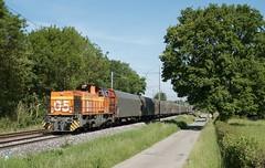 G 1206 et fret (SylvainBouard) Tags: train railway sncf régiorail g1206 fret