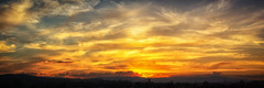 Day 131-365: Farewell (LivingStone Images) Tags: 11may17 2017 365the2017edition 3652017 colourefexpro day131365 nikcollection panorama sky sunset