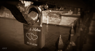 Fatih and Melisa. Locked.