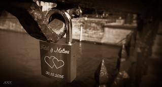 Fatih and Melisa. Locked.