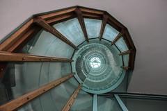 (Elbmaedchen) Tags: staircase stairs treppenhaus stufen escaliers escaleras schnecke berlin schöneberg