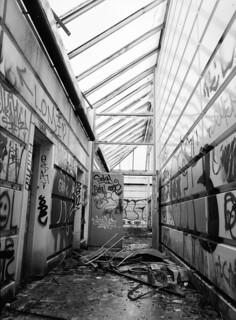 Draughty Corridor