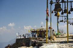 Kartik Swami Temple (bNomadic) Tags: kartik swami temple garhwal uttarakhand pokhari rudraprayag karanprayag ganesha shiva himalayas himalayan panorama gangotri kedarnath badrinath kumaon ganga sacred hills mountains landscape travel bnomadic