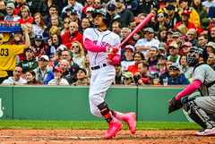 Mookie Betts (g.bessette928) Tags: tampa bay rays tampabayrays mothers day mothersday boston red sox bostonredsox mlb fenway park fenwaypark massachusetts baseball american league americanleague