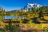 Mt. Shuksan @ Picture Lake (murali_n) Tags: mtshuksan northerncascades picturelake deming washington unitedstates us