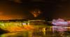 Coloured Niagra falls with Sheet Lighting (martintimmann) Tags: lights night sonygm availablelight sheetlighting niagarafalls 2470 canada longexposure water