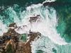 Curl Curl Rock Pool (leonsidik.com) Tags: leon sidik drone aerial rock pool curlcurl sea salt water ocean 2017 australia sydney newsouthwales nsw