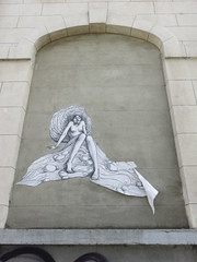 / St-Gilles - 14 mei 2017 (Ferdinand 'Ferre' Feys) Tags: bxl brussels bruxelles brussel belgium belgique belgië streetart artdelarue graffitiart graffiti graff urbanart urbanarte arteurbano wheatpaste pasteup