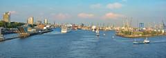 ... Hamburg, harbour ... (wolli s) Tags: aida hamburg harbour msc preciosa panorama port stitched kreuzfahrt nikon d7100 1680 nikkor explore explored