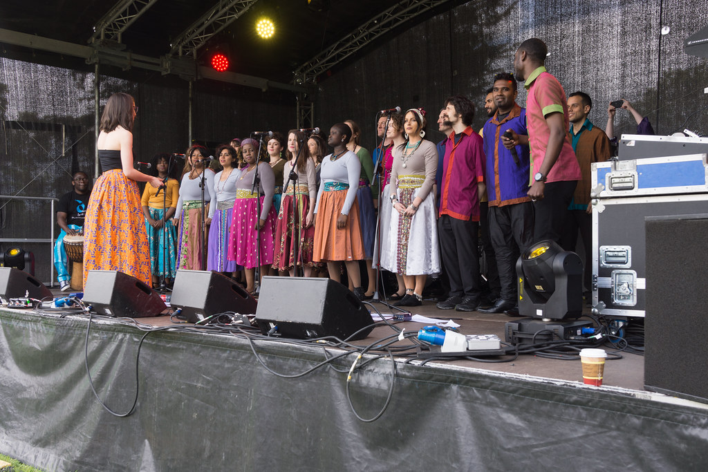 Discovery Gospel Choir At Africa Day 2017 In Dublin [Ireland Leading Multicultural Choir]-128824