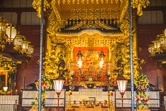 Sensō-ji (julesnene) Tags: asakusa buddhist canon7dmark2 canon7dmarkii canonef35mmf14lusmlens hondō hozōmon japan juliasumangil sensōji tokyo ancient culture destination julesnene religion temple travel taitōku tōkyōto jp