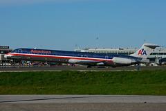 N590AA (American Airlines).1 (Steelhead 2010) Tags: mcdonnelldouglas americanairlines md83 yyz nreg n590aa