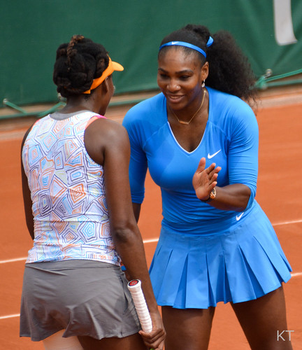 Venus Williams - Venus & Serena Williams
