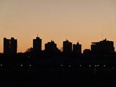 (IgorCamacho) Tags: cidade city southern brasil paraná sul sunrise amanhecer inverno winter sky cielo céu