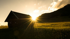 Summer Vibes (xxremixx) Tags: sunset sundown sonnenuntergang goldenhour golden stunde goldenestunde see lake bayern bavaria deutschland germany karwendel alpen alps alpes berge berg mountains mountain landschaft landscape sony a7 a7ii fe1635 f4 geroldsee gerold krün garmisch partenkirchen karten