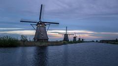 Kinderdijk Molen (Tony Calvert) Tags: kinderdijk windmill molen netherlands holland