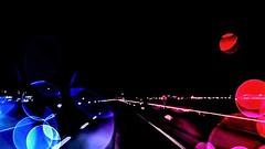 Venezia,ponte della Libertà (MarioLaser) Tags: iphone se ponte bridge venice venezia night road driving guida laguna