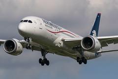 Aero Mexico / B788 / N965AM / EGLL 27L (_Wouter Cooremans) Tags: egll lhr london spotting heathrow spotter avgeek aviation airplanespotting aero mexico b788 n965am 27l aeromexico