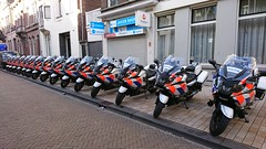 Bijna Koningsdag in Tilburg (appie462@gmail.com) Tags: politie tilburg noordbrabant koningsdag holland nederland