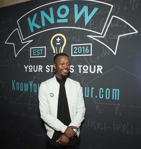 Know Your Status Tour - Houston