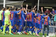 DSC_0841 (Noelia Déniz) Tags: barça filial barcelona fcb masía prat culé azulgrana mini campeones blaugrana segundadivisiónb