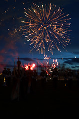 Showband Under Fireworks 1 (pokoroto) Tags: showband under fireworks calgarystampedeshowband calgary カルガリー アルバータ州 alberta canada カナダ 10月 十月 神無月 かんなづき kannazuki themonthwhentherearenogods 平成28年 2016 autumn october