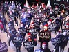 "Fraternité contre la police politique INSTALLATION <a style=""margin-left:10px; font-size:0.8em;"" href=""http://www.flickr.com/photos/78655115@N05/33609096543/"" target=""_blank"">@flickr</a>"