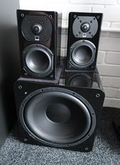 svsprimesatellite svssb1000subwoofer audio hifi hometheatre homecinema loudspeaker thelittleaudiocompany
