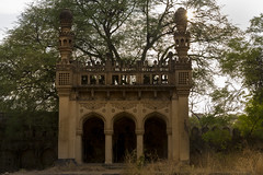 Surviving Time (Arpa Ghosh) Tags: qutub shahi tombs hyderabad telangana tourism canon architecture history ruins archaeological survey india