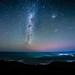 Bells Beach Milky Way Aurora 1