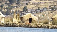 Islas Flotantes de los Uros (elpanxoxc) Tags: peru puno titicaca lago uros travel travelling viaje viajero vacaciones