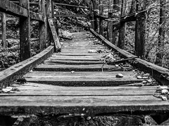 Restless steps