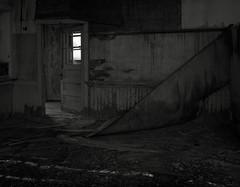 In an Abandoned Schoolhouse, Washington (austin granger) Tags: abandoned schoolhouse washington ruin time decay impermanence collapse blackboard chalkboard rot memory window film largeformat chamonix
