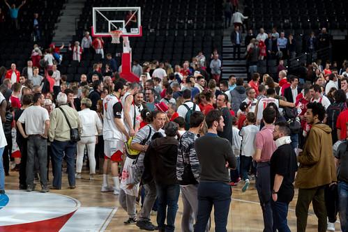 Supporters - ©ChristelleGouttefarde  09 Mai 2017 - Montée 32ème Journée Championnat Pro B JL Bourg-Denain   ©ChristelleGouttefarde