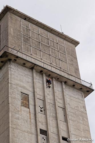 La tour du Roton à Farciennes