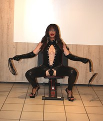 Black Friday...... (ailananata) Tags: sandals latex catsuit ravenhaired brunette boobs bodysuit crossdresser crossdressing curvy cfmshoes cleavage cd crossdress domina domme dominatrix dominant fetish sexy leather fetishwear gloves highheels hugebreasts hooker milf lingerie tight skintight pvc piercing shemale slutty smooth tgirl transvestit transgender tranny tucking tv thong vinyl whore wild bad girl shiny