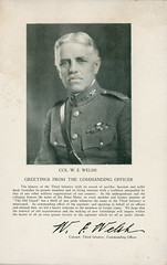1925-09-21-Organization Day program-02 (Old Guard History) Tags: 1925 3dusinfantryregimenttheoldguard fortsnelling minnesota organizationday