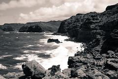 The North Shore (MariachiMarcus) Tags: dogwood52 dogwoodweek11 hawaii maui nakalele splittone roadtojohanna