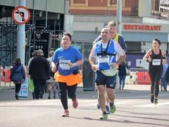 Blackpool Marathon (deltrems) Tags: blackpool promenade lancashire fylde coast runners athletes people men women 10k half marathon