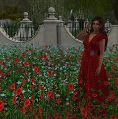 The Nevaeh Collection by Virtue (Asia Ristow) Tags: whimberly 7deadlys{k}ins virtue dress secondlife avatar catwa londa truth maitreya lara slink moda bento