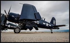 (K-Szok-Photography) Tags: planesoffameairshow aircraft aviation warbirds airshow chino inlandempire sbcusa socal california canon canondslr canon5d 5d 2470l kenszok kszokphotography corsair f4u